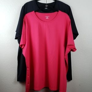 Land's End | Relaxed Women's Short Sleeve 3X